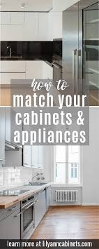 kitchen design white cabinets black appliances how to match cabinets and appliances in your kitchen