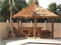 backyards splendid afford a bar hut tropical tiki for
