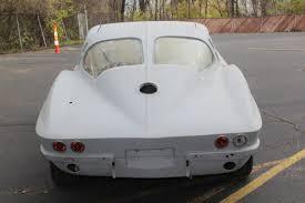 1963 corvette project car for sale 1963 corvette split window coupe project for sale photos