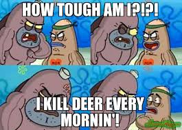 How Tough Are You Meme - how tough am i i went on a field trip without packing a lunch meme