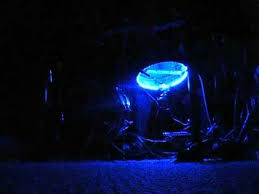 lightning strikes 2 drum lights on electronic drums