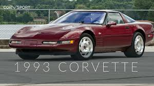 corvette 1993 c4 corvette ultimate guide overview specs vin info