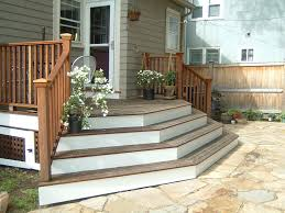 Pinterest Deck Ideas by Deck To Patio Transition Pictures Multi Directional Mahogony