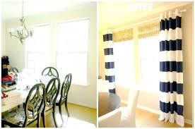 White And Navy Striped Curtains Rainbow Multi Color Blackout Striped Curtains For Bedroom Striped