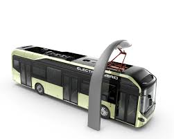 volvo commercial vehicles volvo 7900 plug in hybrid bus at international iaa commercial