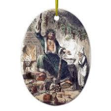 charles dickens carol ornaments keepsake ornaments zazzle