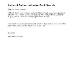 sample of authorization letter to the bank compudocs us