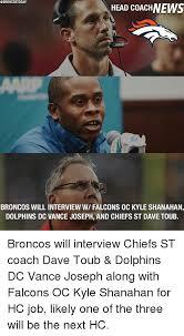 Chiefs Broncos Meme - gebroncostoday head coachnews broncos will interview wl falcons 0c