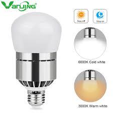 led light bulb with dusk to dawn sensor e26 e27 light sensor dusk to dawn led lights bulb 12w 1200lm