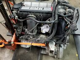 used bmw 325 complete engines for sale