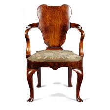 transitional queen anne chair antiques queen anne pinterest