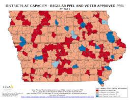 Map Of Cedar Falls Iowa Iowa Legislature Factbook U0026 Map Of The Week