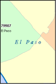 el paso zip code map anthony tx zip code map downloads