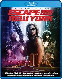 amazon com escape from new york collector u0027s edition blu ray