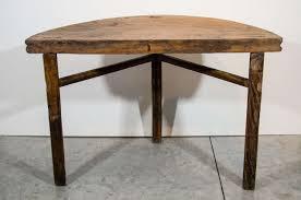 half moon dining table half moon table