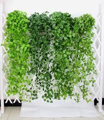 Foliage Flower - 2 bundle artificial ivy leaf garland hanging plants vine fake
