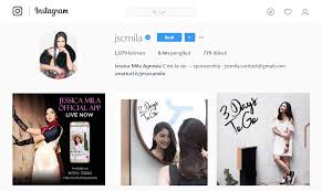 cara membuat akun instagram resmi seperti artis cara verifikasi akun instagram agar mendapatkan lencana centang biru
