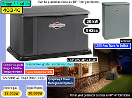 best home generator the complete home generator buying guide