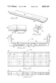 bowling alley floor plans patent us4801143 bowling lane construction google patents