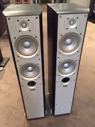 Infinity Bookshelf Speakers Infinity Primus Home Speakers U0026 Subwoofers Ebay