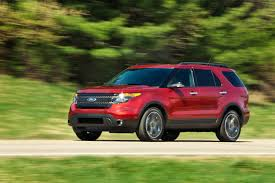 suv ford explorer 2011 2013 ford explorer recalled for steering gear glitch