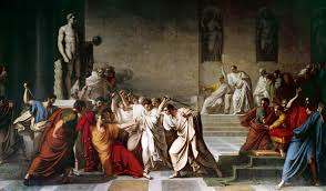beware the ides of march but why history in the headlines