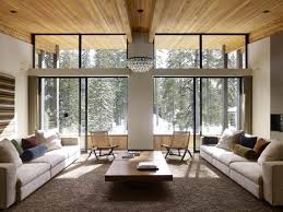 wooden walls ceiling design and solid wood furniture modern eco