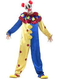 clown jumpsuit fancy dress costumes goosebumps clown costume