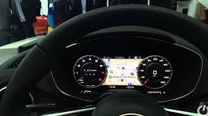 mercedes digital dashboard audi tt virtual cockpit digital dashboard and laser headlights