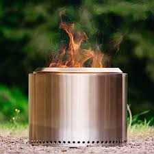 Firepit Reviews Stainless Steel Pit Reviews Outdoormancave