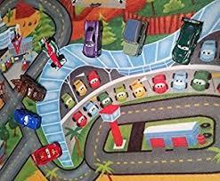 disney cars game rug cars 2 bedding play mat nitro edition w