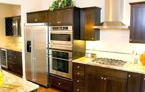 Dark Espresso Kitchen Cabinets by Staining Kitchen Cabinets Espresso Save Photo Diy Staining Kitchen