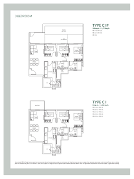 scale floor plan 3 bedroom the luxurie