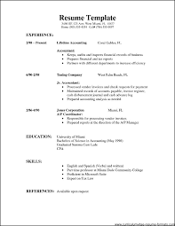 Best Resume Format For Civil Engineers by Resume Template In Microsoft Word 2007 Cv For College Student