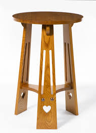 arts and crafts table for arts crafts table high gavin robertson furniture