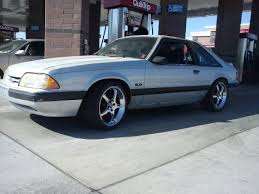 foxbody mustangs 8 reasons why the fox mustang is the best car