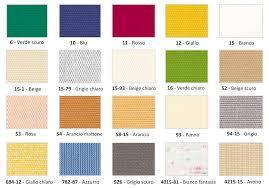 colori tende da sole tessuti tende da sole arquati trendy esterno stella maris a