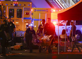 at least 58 killed 515 injured in shooting at las vegas concert