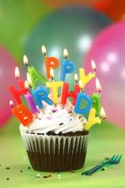 anniversaire cup cakes happy birthday birthdays