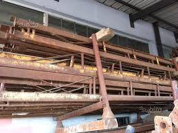 tralicci in ferro tralicci estendibili in ferro attrezzature di lavoro in vendita