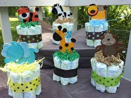 baby shower cake jungle theme baby shower diy