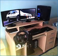 bureau pc gamer incroyable bureau pour pc gamer galerie de bureau idée 24002