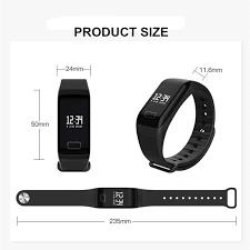 activity bracelet images Fitness tracker pedometer lerbyee waterproof watch bluetooth jpg