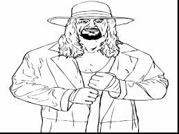 beautiful wrestling coloring pages with wrestling coloring pages