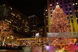 72nd annual rockefeller center christmas tree lighting ceremony