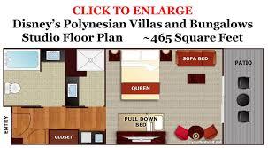 100 saratoga springs treehouse villa floor plan disney