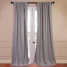 Velvet Blackout Thermal Curtains Modern 120
