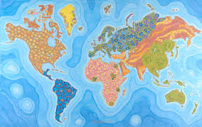 Image Of World Map by 614 Terminal Cartography A World Map Of Death Big Think