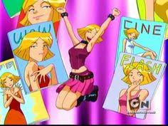 remember totally spies lol favorite show