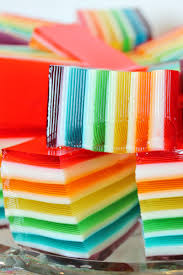 rainbow jello recipe must